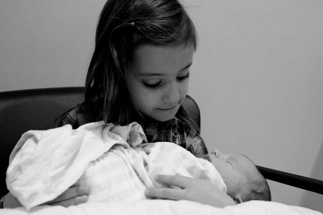 Kaylia and Everett