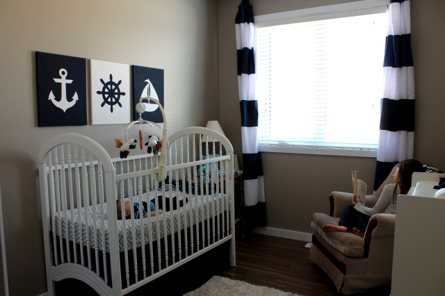 Everett's room