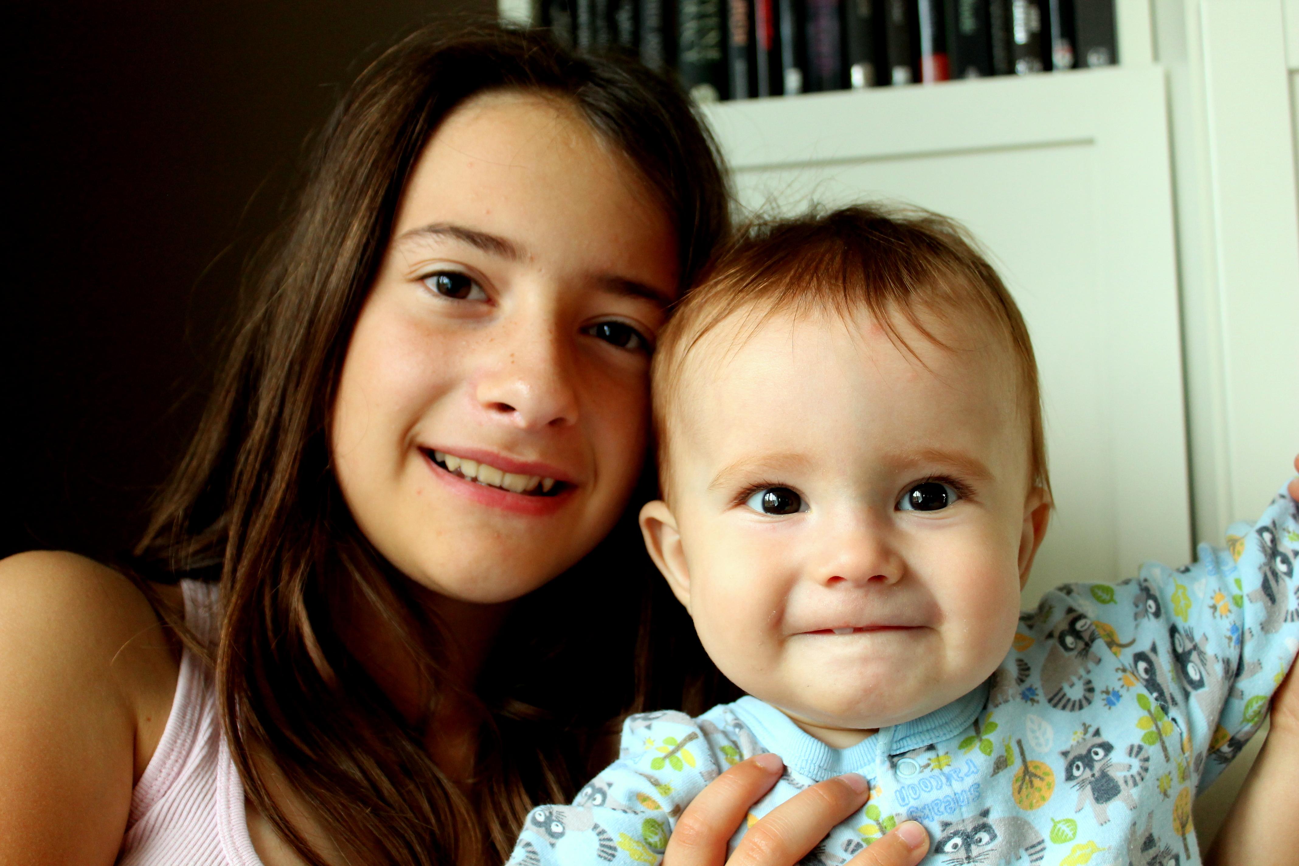 Everett and Anika