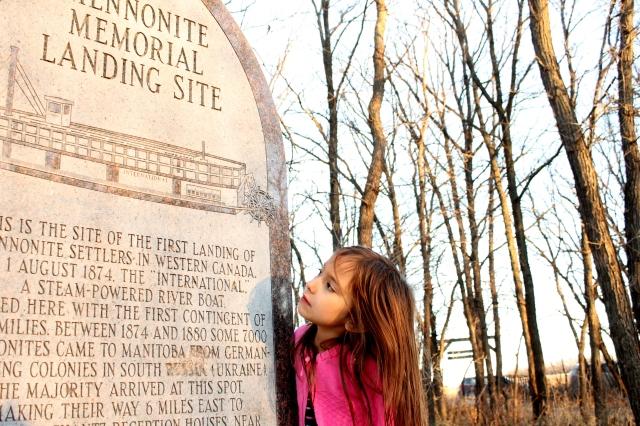 Mennonite Landing