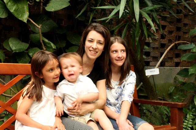 Kendra & kids