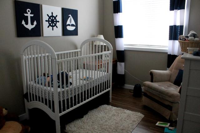Everett's room